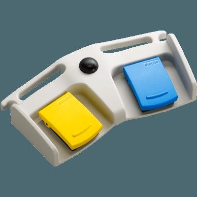 Voetschakelaar voor medische toepassingen - steute