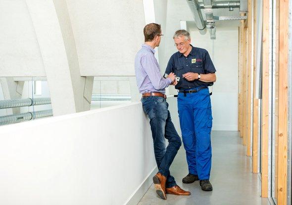 Wiebe de Jong - Van Den Bor Elektrotechniek