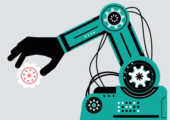 De opmars van robots in de industrie - fortop