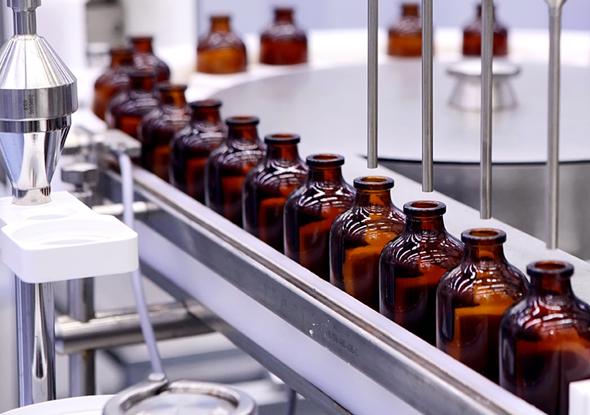 Industrie alimentaire et pharmaceutique