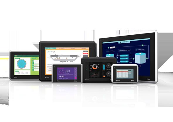 Operator panels - Beijer Electronics - Webshop fortop