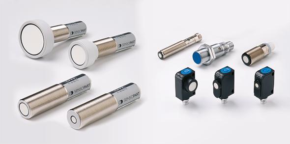 Capteur à ultrasons - SensoPart