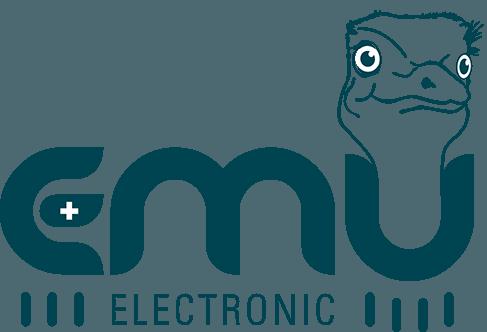 Emu electronic logo