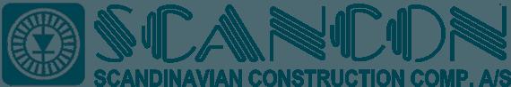 Logo Scancon - fortop