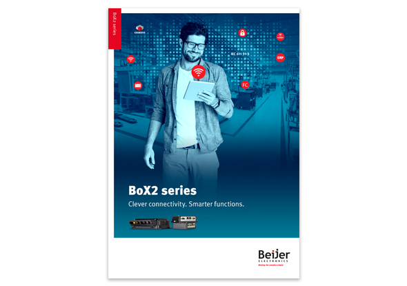 Beijer Electronics - Box2 brochure