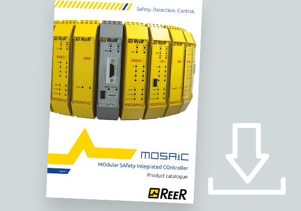 Mosaic catalogus - ReeR Safety