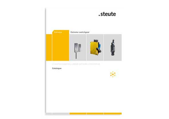 catalogue de steute extreme