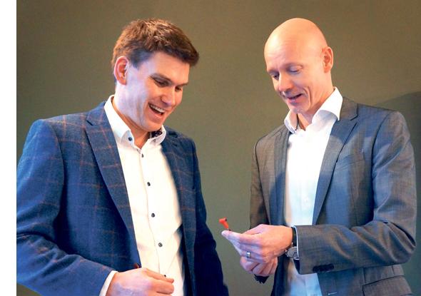Ralf Rodert en Jeroen Stam - ESCHA specials