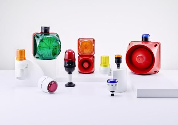 Appareils de signalisation optiques et sonores