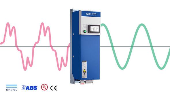 Actief Dynamisch filteren - P25 - ADF Power Tuning - Comsys