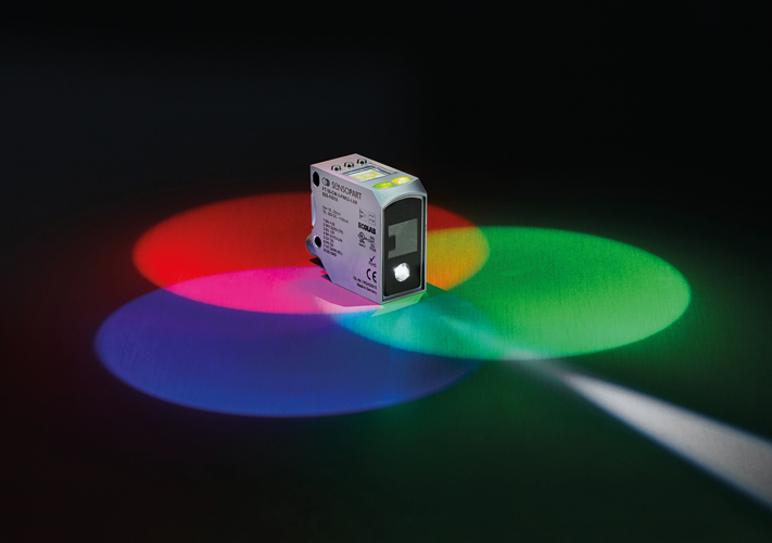 Capteur de couleurs FT 55-CM | SensoPart