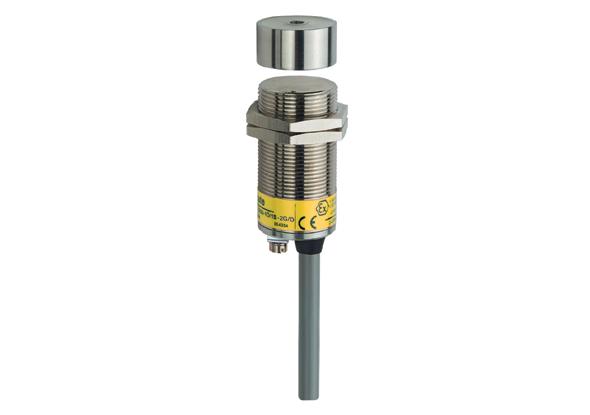 Veiligheidsschakelaar cilindrisch - Ex zone 1 en 21 - steute