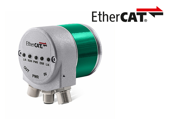 Absolute encoder | EtherCAT interface 58-serie | Lika