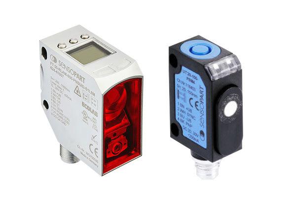 Afstandssensoren - Capteurs analogiques - SensoPart
