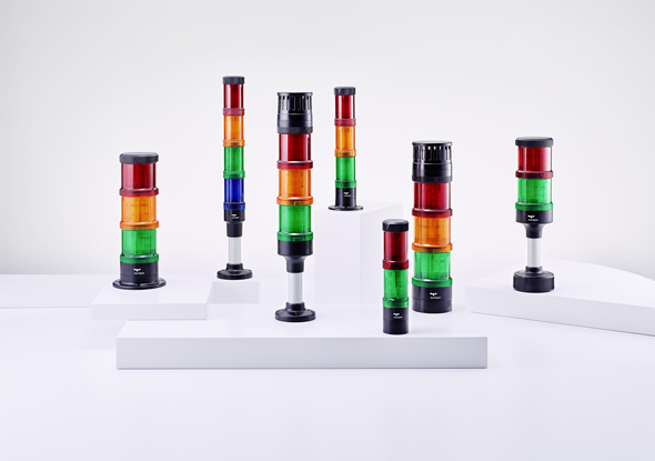 Signaaltorens en signaalzuilen ECOmodul - Auer Signal