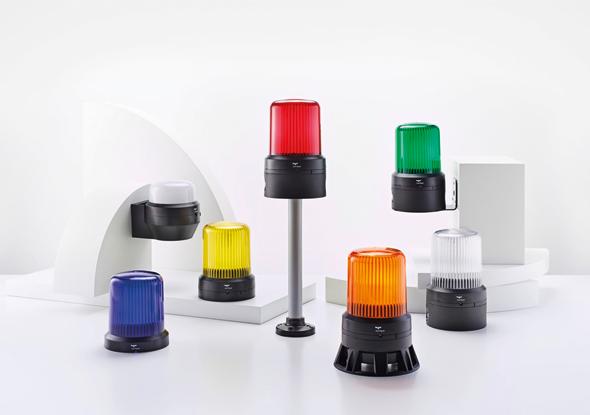 Lampes de signalisation et d'état de la série R - Auer Signal