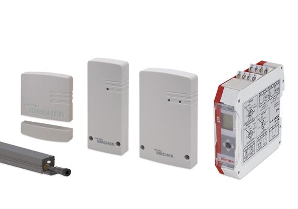Draadloos signaaloverdrachtsysteem - Expertsystem XRF