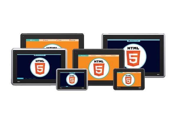 X2 web HMI met HTML5 visualisatie - Beijer Electronics