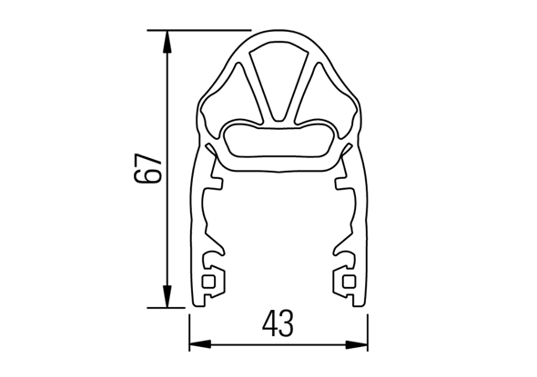 Schakellijsten voor toegangssystemen | Bircher Reglomat