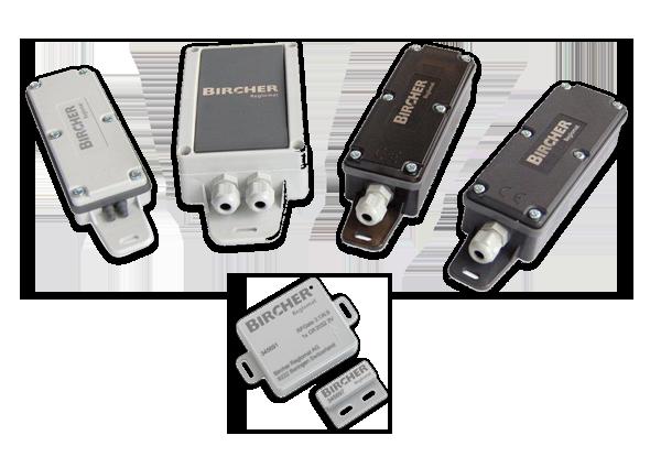 Transmission de signaux sans fil pour les bandes d'interrupteurs et les tapis - BBC Bircher Smart Access