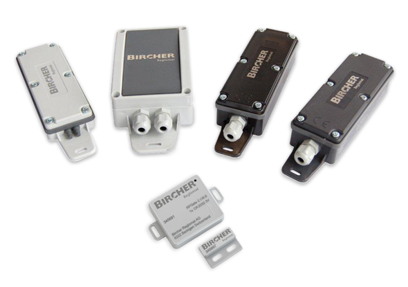 RFGate draadloze signaaloverdracht - BBC Bircher Smart Access