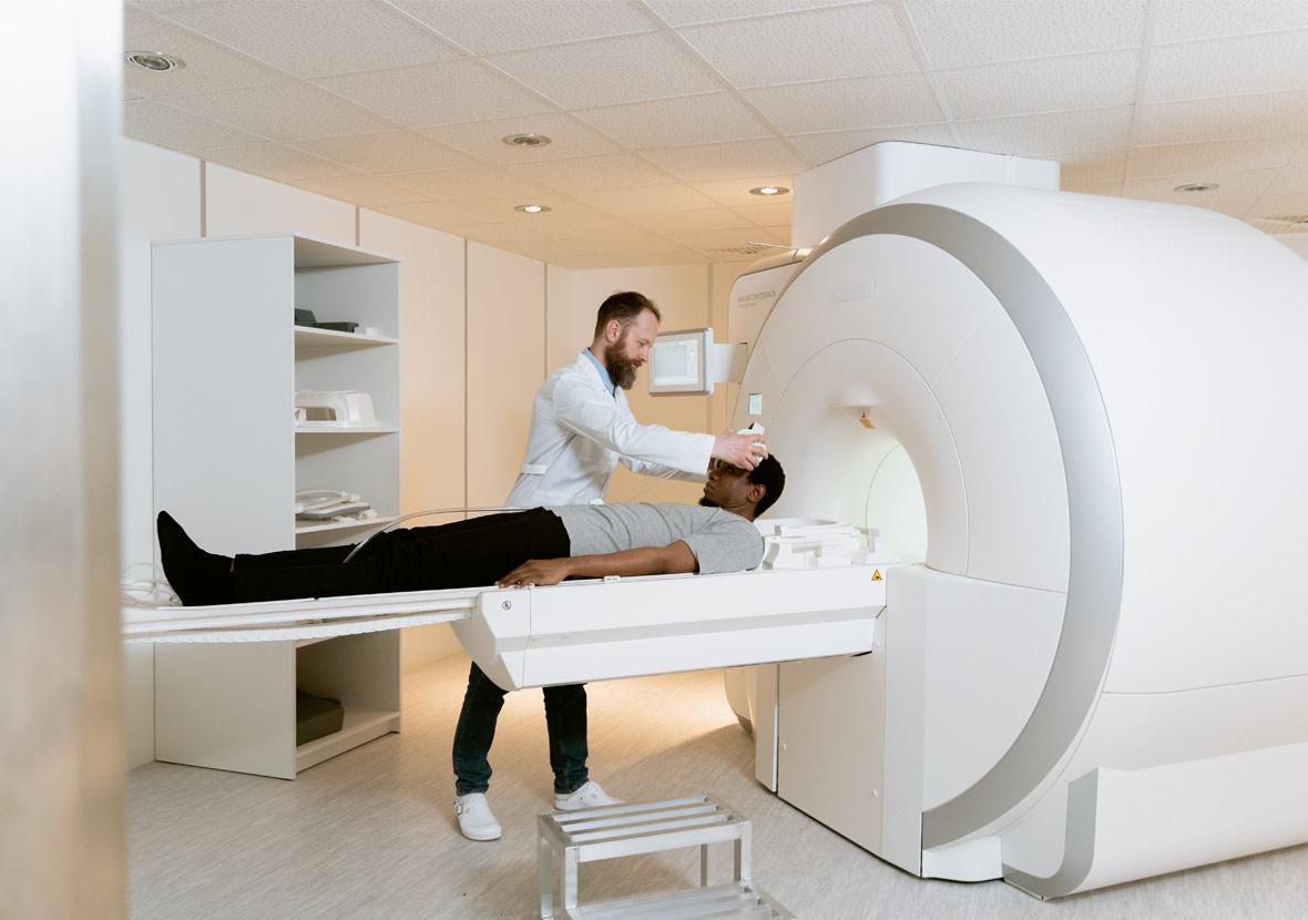 Power management in ziekenhuizen - CT scan