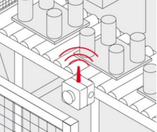 Interrupteur de commande sans fil RF BF 72 - steute