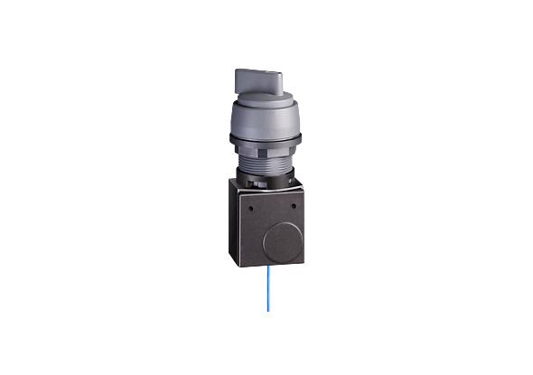 Interrupteur de commande sans fil avec bouton rotatif - steute