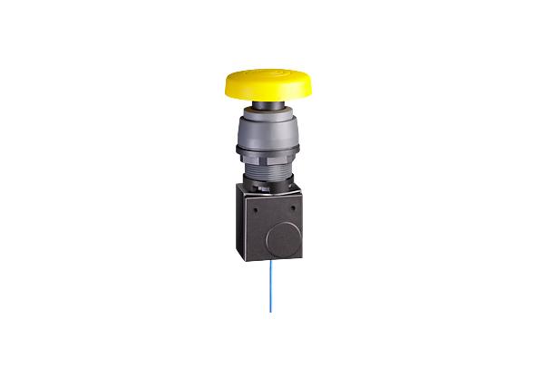 Interrupteur de commande sans fil avec bouton-poussoir - steute
