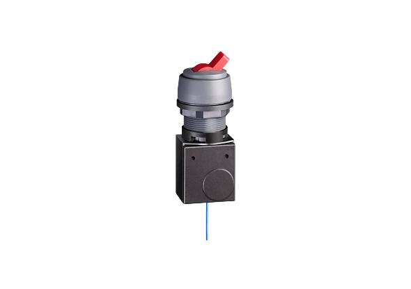 Interrupteur de commande sans fil avec interrupteur à bascule - steute