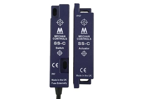 Elektronische contactloze schakelaar SS-C | Mechan Controls