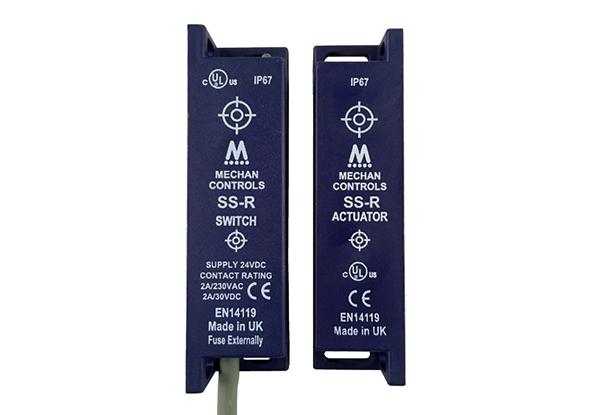 Elektronische contactloze schakelaar SS-R | Mechan Controls