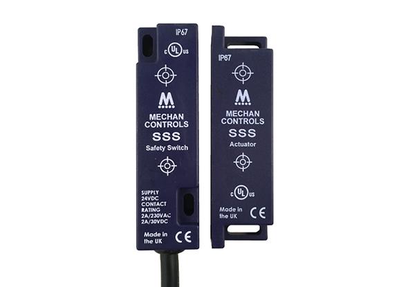 Elektronische contactloze schakelaar SSS | Mechan Controls