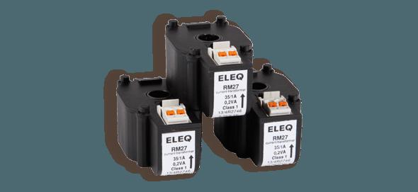 Stroomtransformatoren RM27 | ELEQ