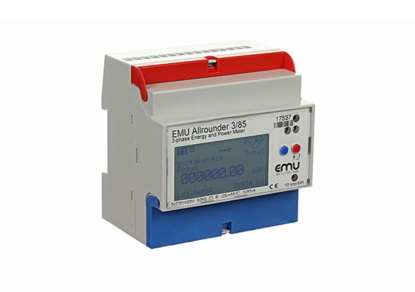 EMU Allrounder kWh meter - M-Bus interface - EMU Electronic