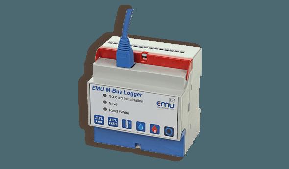 M-Bus logger - EMU Electronic