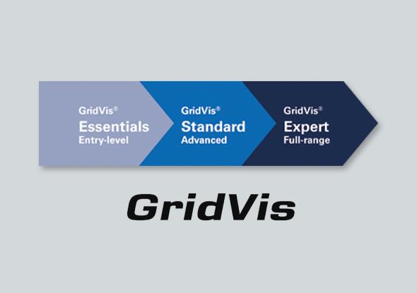 Logiciel de surveillance de l'énergie - Janitza GridVis®