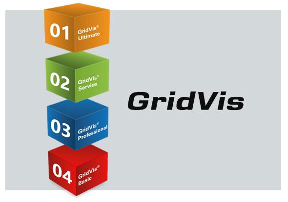 Software voor energiemeters GridVis | Janitza