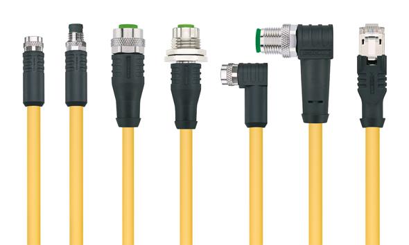 PVC-kabel voor EtherCat - ESCHA