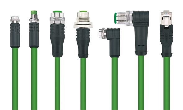 PVC-kabel voor industrial Ethernet - ESCHA
