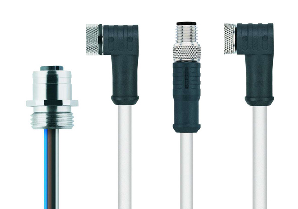 Kabels voor hoge temperatuur -190 °C +260 °C - ESCHA