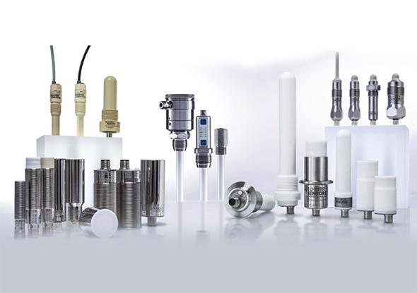 Capacitieve en inductieve sensoren - Rechner Sensors