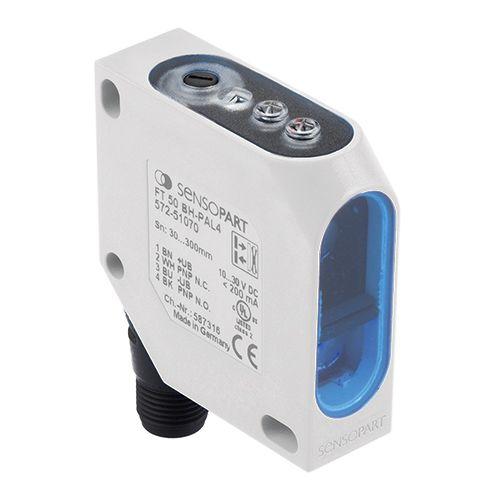 F 50-serie blue light sensoren - SensoPart