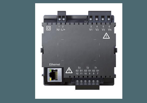 Universeelmeter UMG 96RM-EL Ethernet light-versie - Janitza