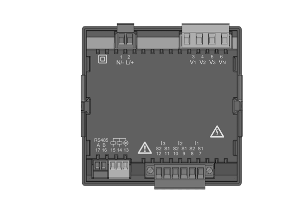 Universeelmeter UMG 96RM - Janitza