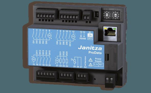 PRO Data datalogger - Janitza