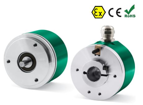 Atex encoders - Lika