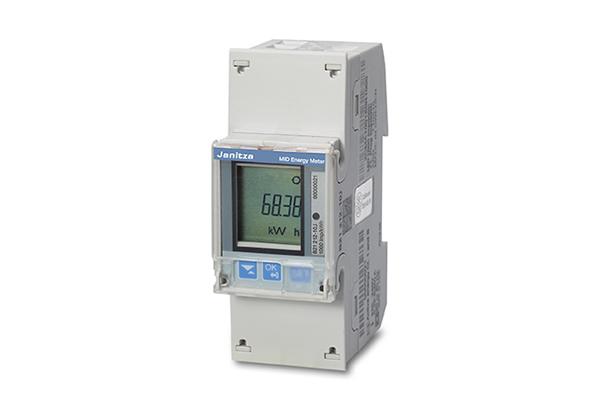 Kilowattheuremètre 1 phase MID - B21 - Janitza