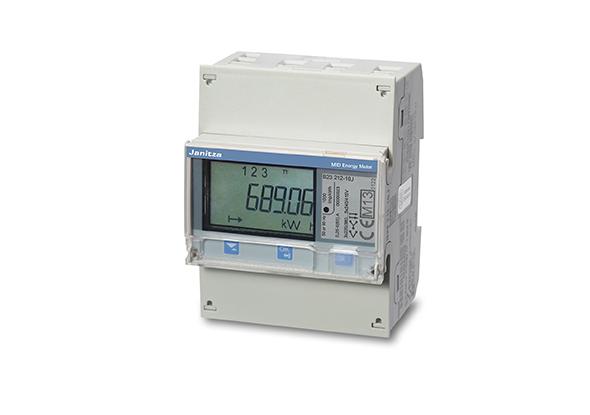 MID kWh-meters van Janitza