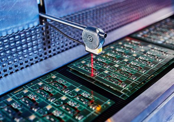 Miniatuursensor met IO-Link - FT 10-serie - SensoPart